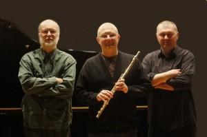 Ansamblul Trio Contraste a concertat luni seara la Ateneu