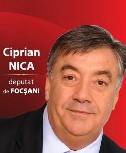 Marțea neagră din Parlament l-a avut ca vîrf de lance pe pănceanul Ciprian Nica, vicepreședintele Comisiei Juridice din Camera Deputaților.