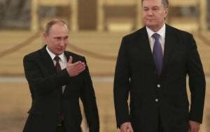 Victor Ianucovici conduce Ucraina în stilul putinian, adică despotico- asiatic