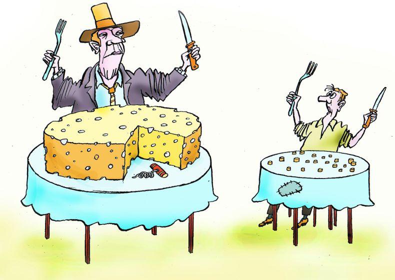 Caricatura oferita prin amabilitatea graficianului C. Pavel