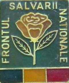Frontul Salvării Naționale (FSN) s-a înființat pe 6 februarie 1990, urmare a transformării în partid politic a Consiliului Frontului Salvării Naționale, organ provizoriu al puterii de stat rezultat după revoluția română din 1989, al cărui președinte a fost Ion Iliescu.