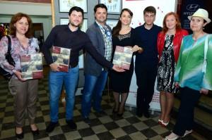 Lansarea albumului dedicat Focșanilor de altădată a avut loc vineri seară, la Ateneul Pastia