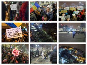 protest colaj