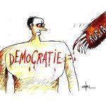caricatura rusia